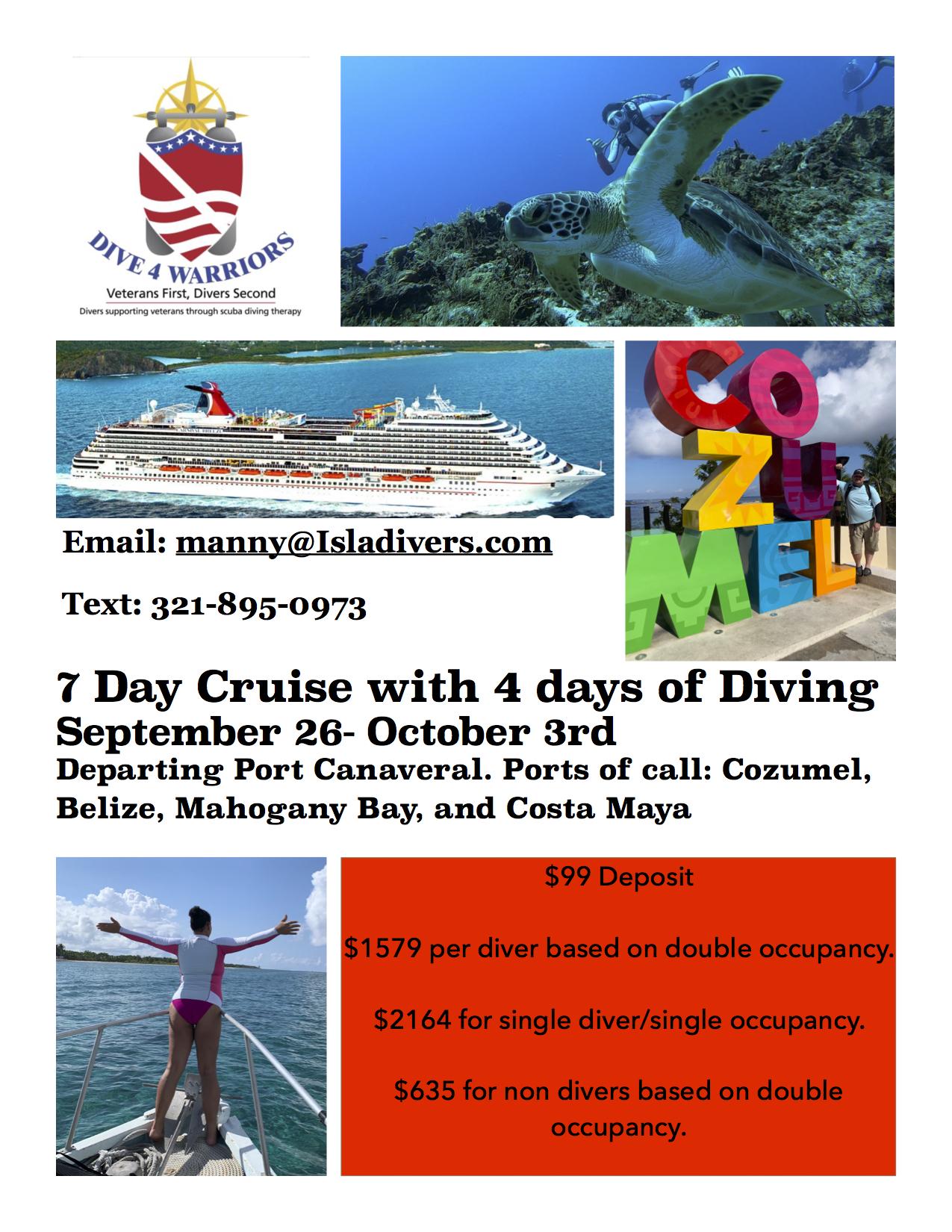 Cruise Sept 2020